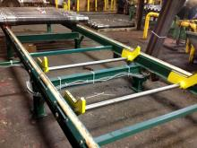 Railroad Car Axle Loading Rack